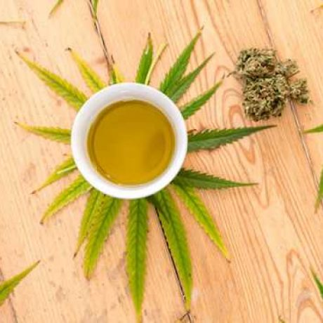 CANNABIS INFUSED OLIVE OIL (v)