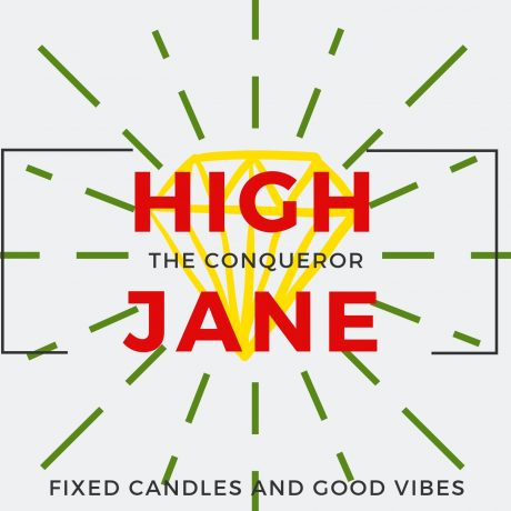 High Jane Fixed Candle