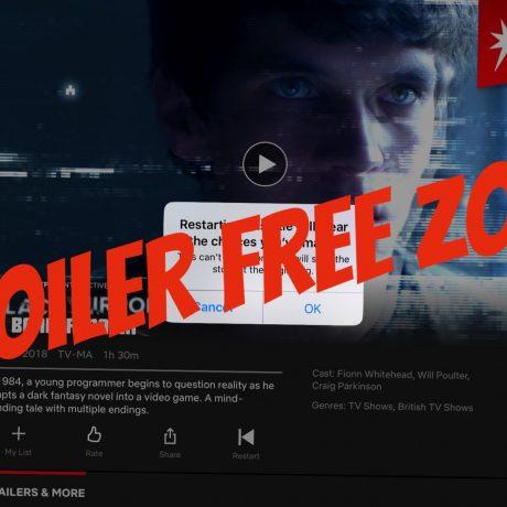 #HitFlix Netflix & Chill: Bandersnatch #BlackMirror