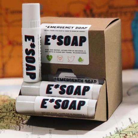 Emergency Soap
